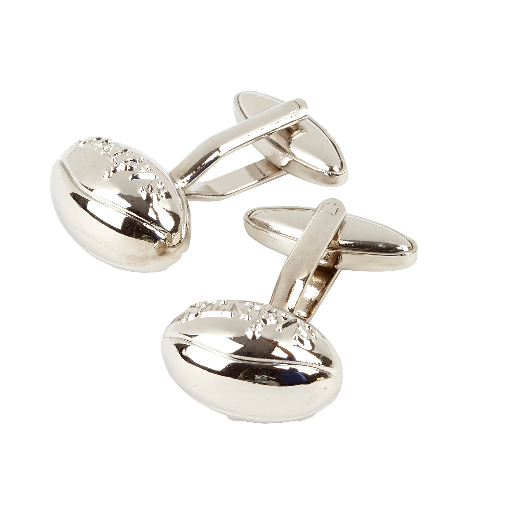 Mens Rugby Ball Cufflinks