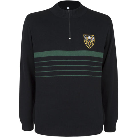 Chest Stripe 1/4 Zip Jumper