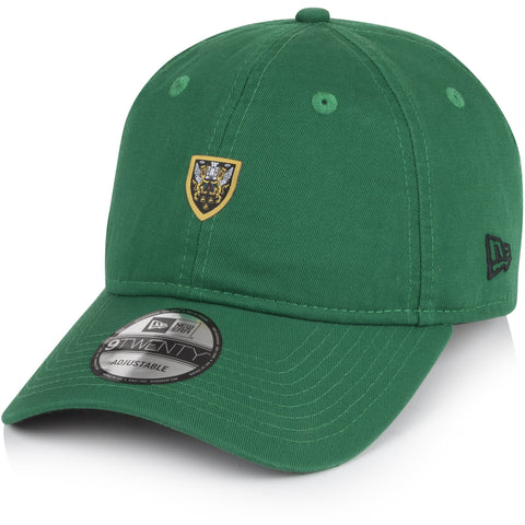 New Era Crest Cap Green