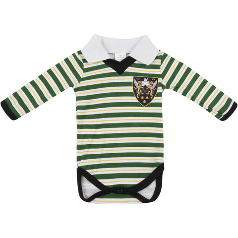 Saints Collared Bodysuit