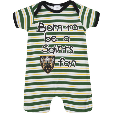 Saints Romper