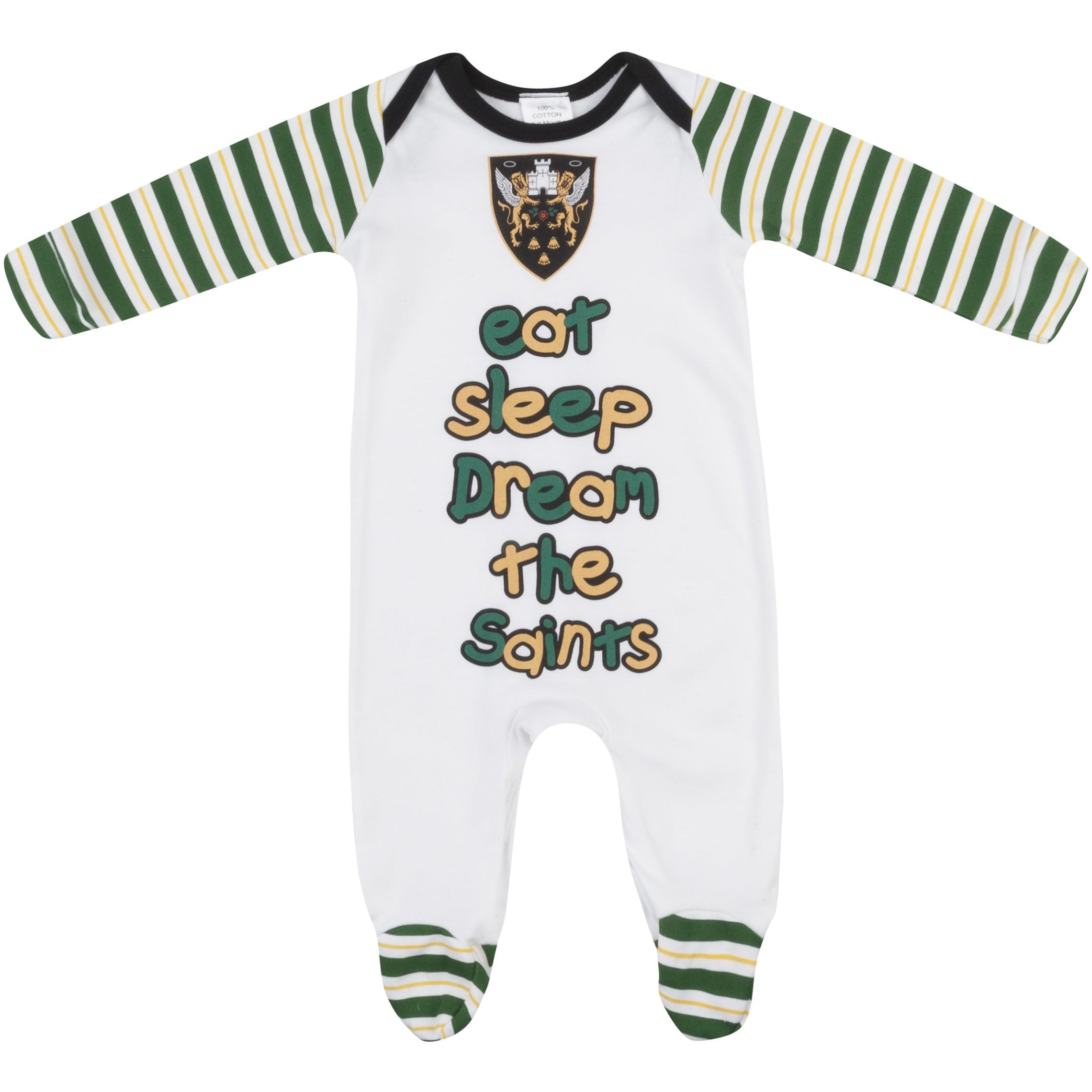 Saints Sleepsuit