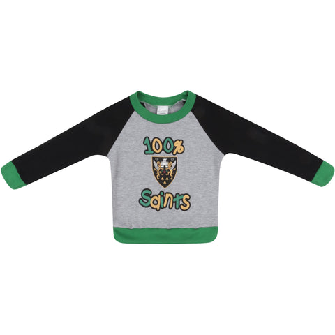 Saints Toddler Sweatshirt