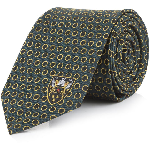 Saints Circle Tie