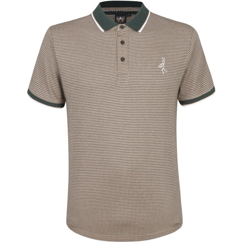 Jacquard Polo Shirt Multi