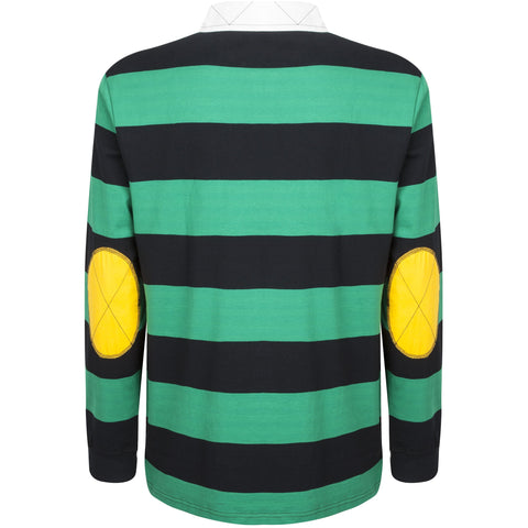 Saints Striped Rugger Shirt Ladies