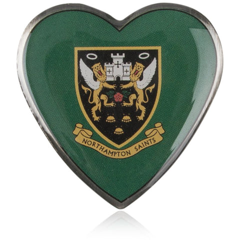 Saints Heart Pinbadge