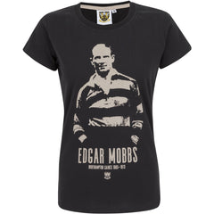 Saints HOF Mobbs Tee Lady