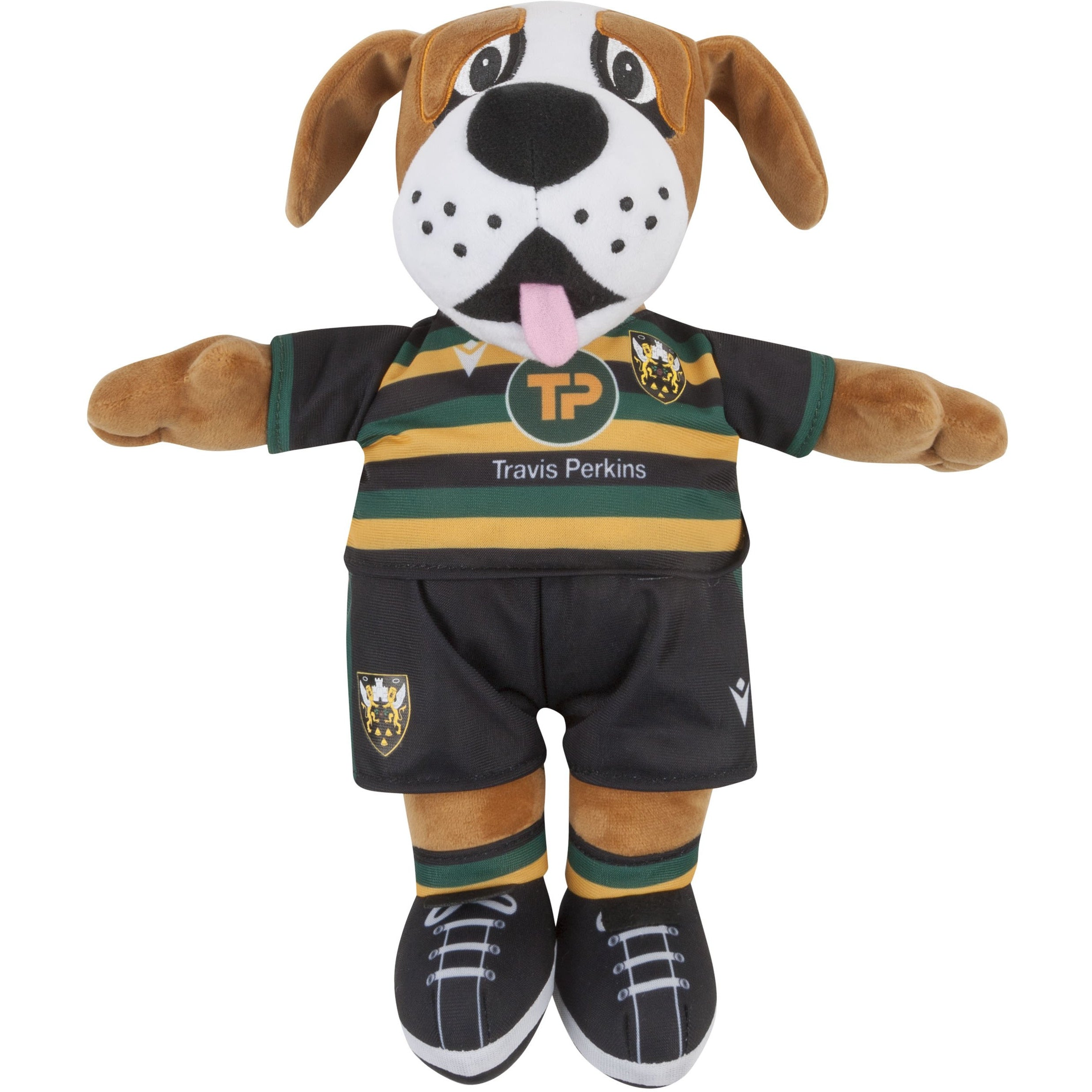 Saints TP Bernie Mascot Teddy