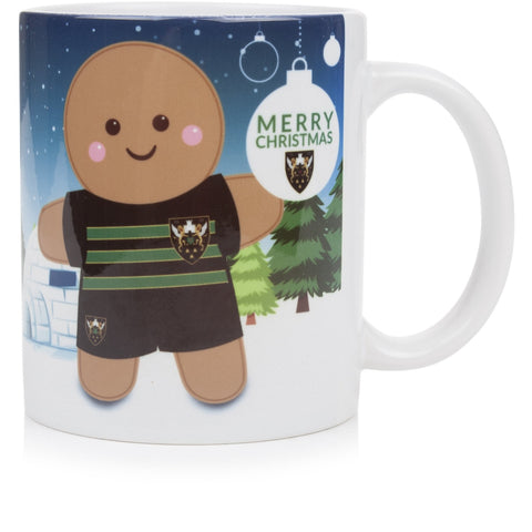 Gingerbread Player Mug