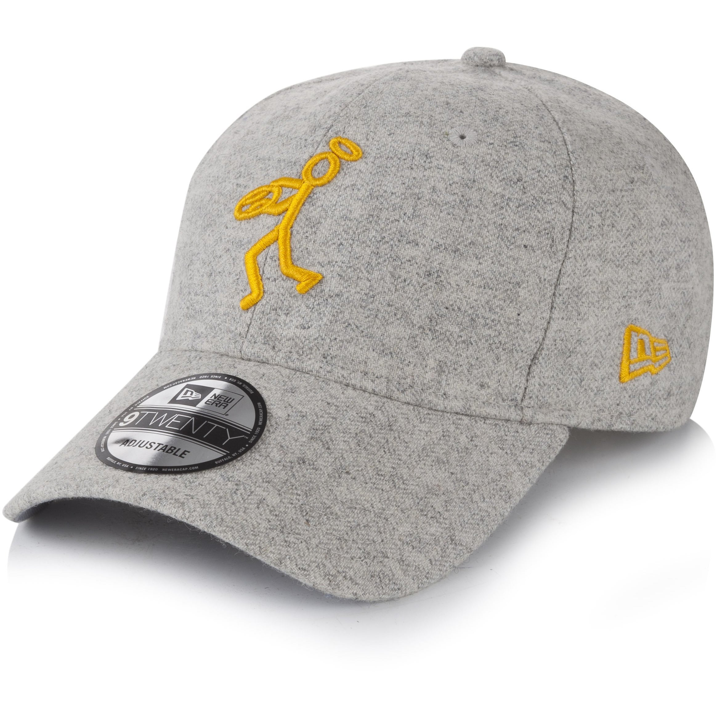 New Era Herringbone Stickman Cap