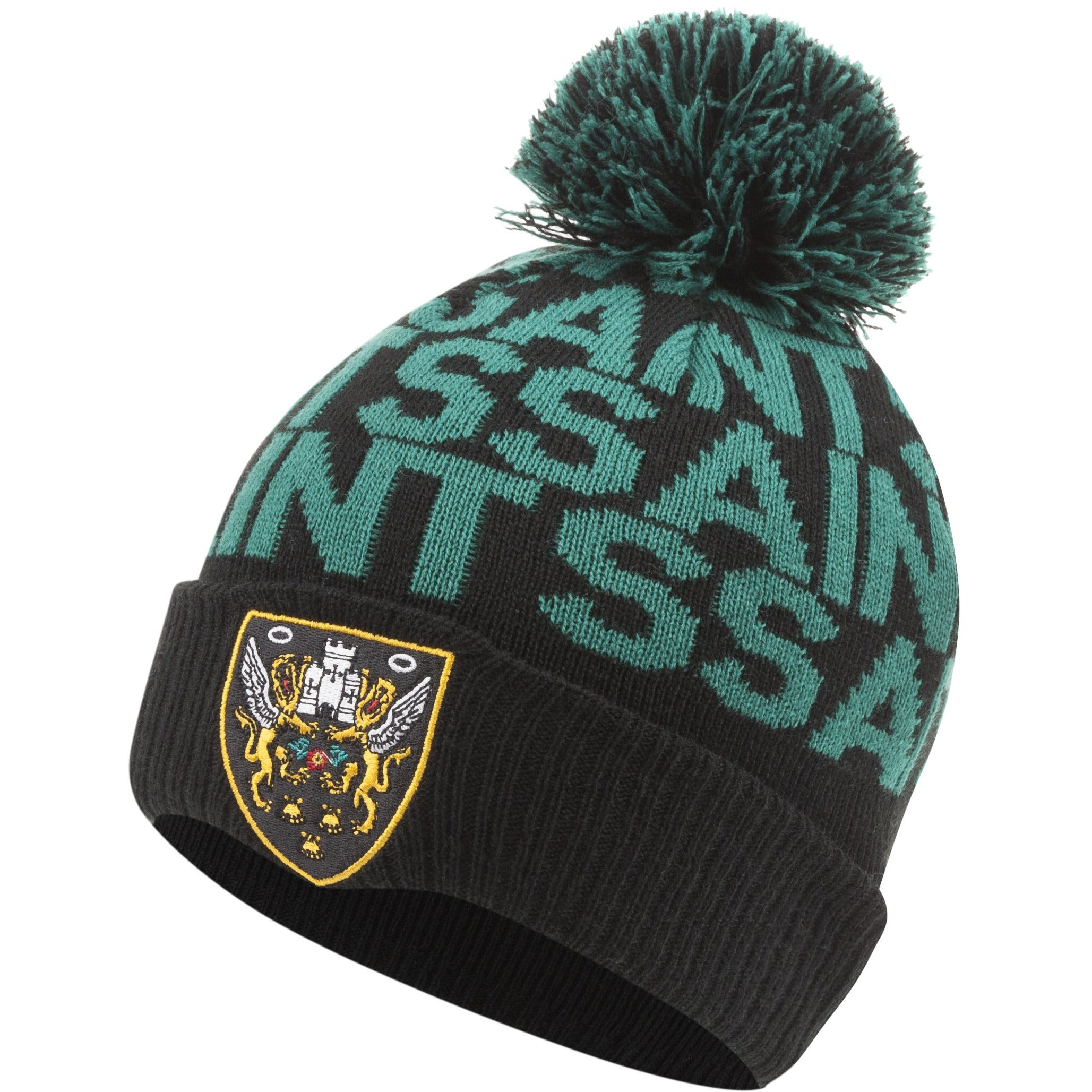 Northampton Saints Junior Text Beanie