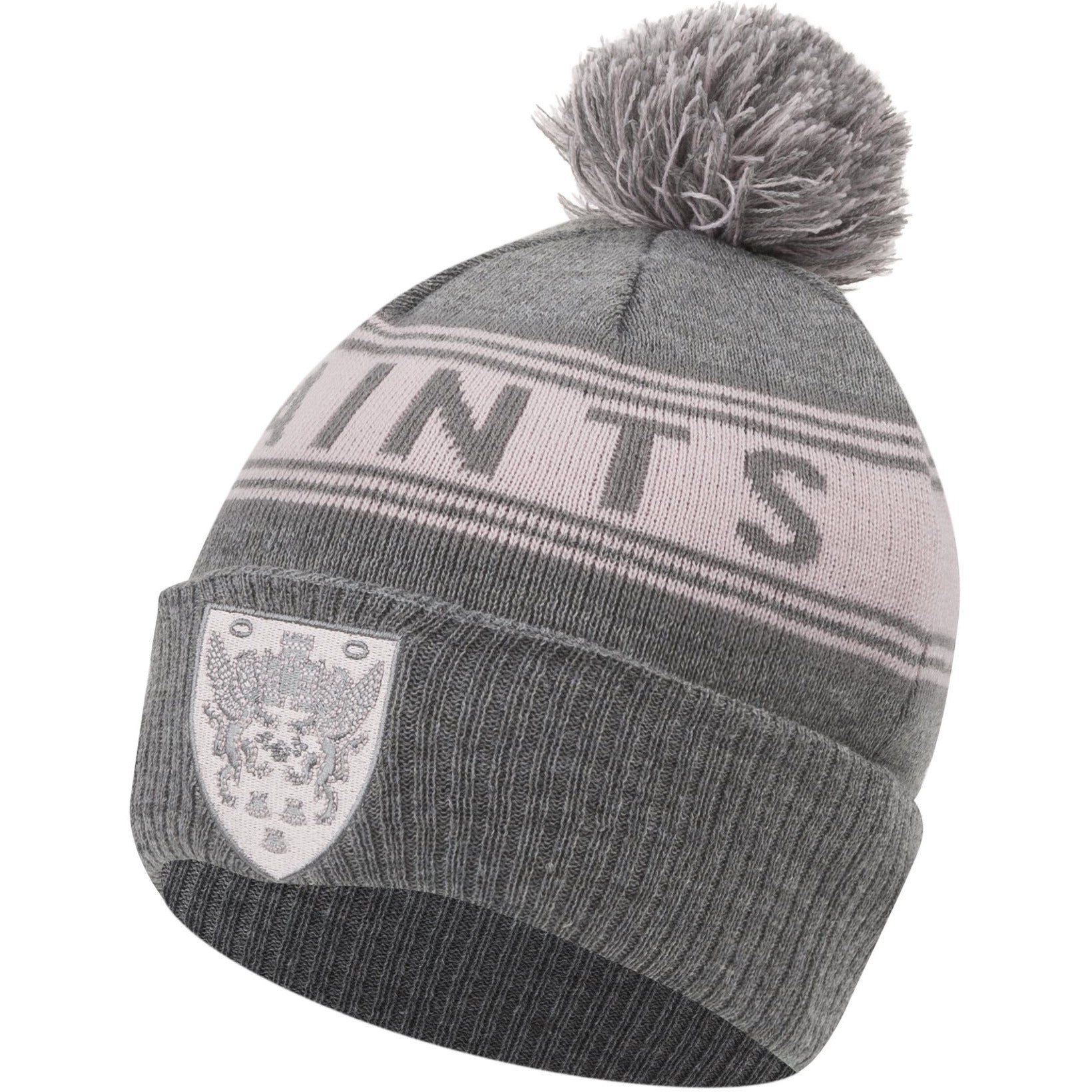 Northampton Saints Ladies Text Beanie