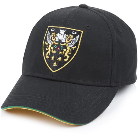 Northampton Saints Supercore Cap Black
