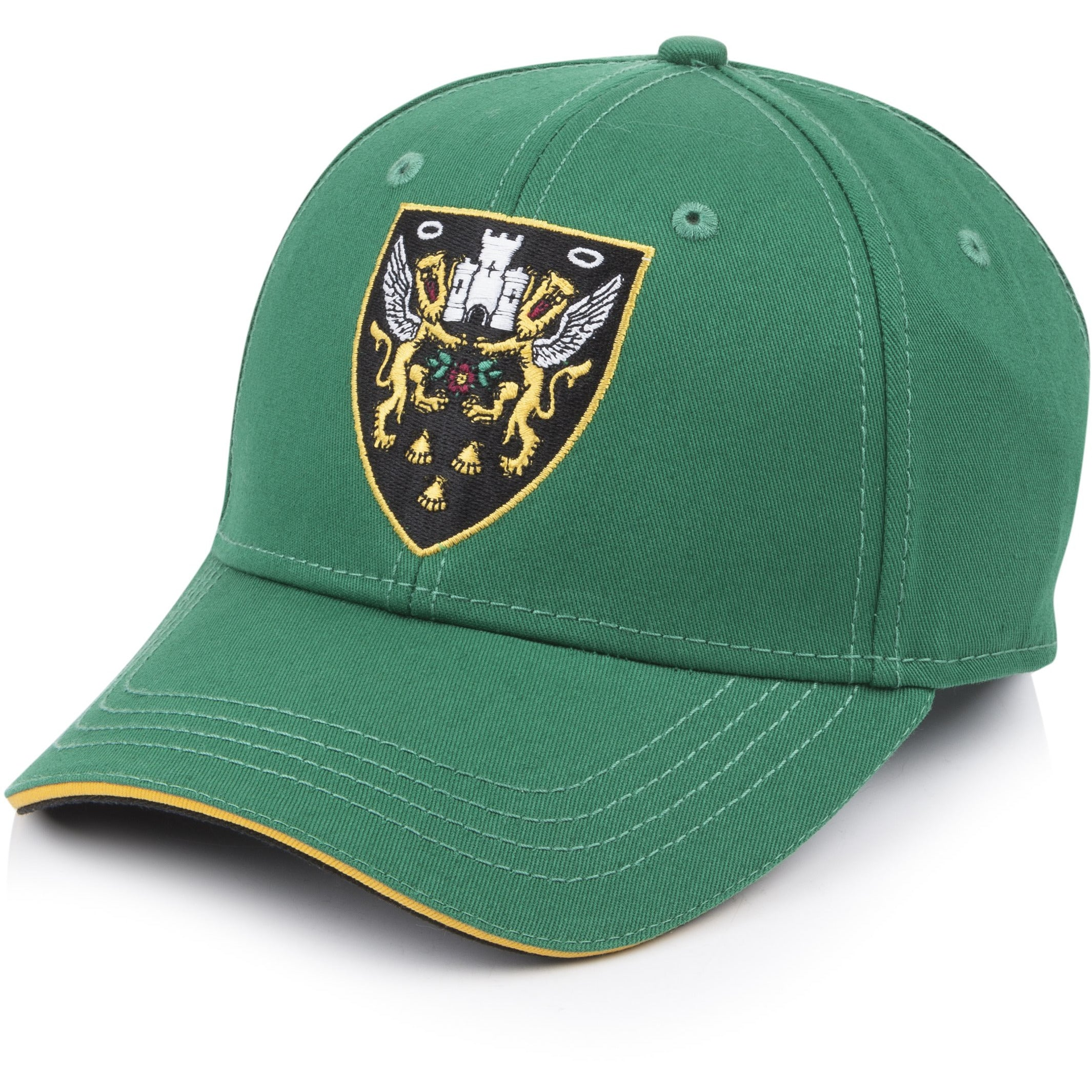 Northampton Saints Supercore Cap Green