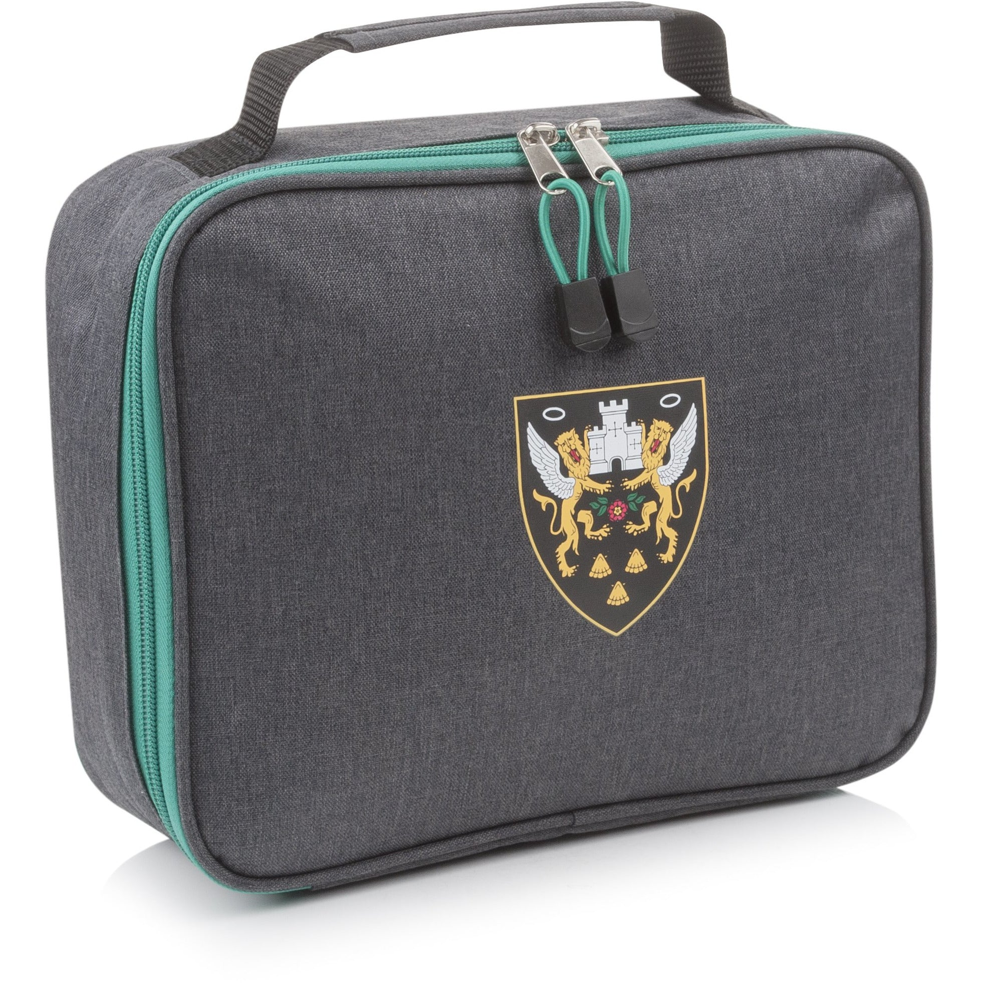 Saints Grey Lunchbag