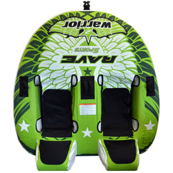 RAVE Warrior 2™ Towable - 2-Rider