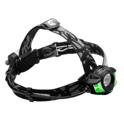 Princeton Tec Apex Pro 275 Lumen LED Headlamp w/Green LEDS - Black