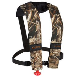 Onyx M-24 Manual Inflatable Life Jacket PFD - Realtree Max-5® Camo