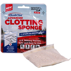 Adventure Medical QuikClot® Advanced Clotting Sponge - 25g
