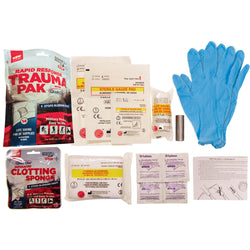 Adventure Medical Rapid Response Trauma Pak w/QuikClot®