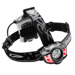Princeton Tec APEX 350 Lumen LED Headlamp w/Red LEDs - Black