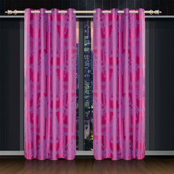 Window Curtains & Drapes Panel, Cliodna