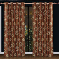 Window Curtains & Drapes Panel, Ceres