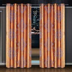 Window Curtains & Drapes Panel, Freya
