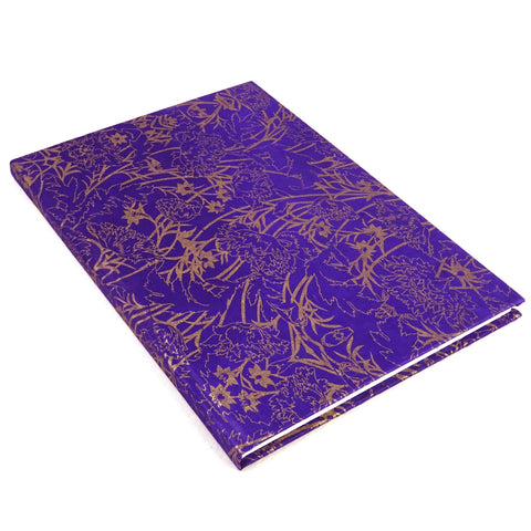 A4 'Bamboo Bush Design' Sketchbook with Cartridge Paper