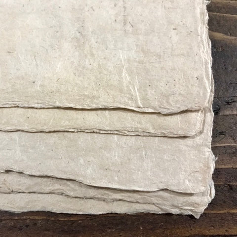 Artists Bhutanese Handmade Paper, 16x28cm (pack of 5)
