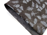 Feather Lokta Paper, Ash-Brown, Handmade Sheet Gift Wrap