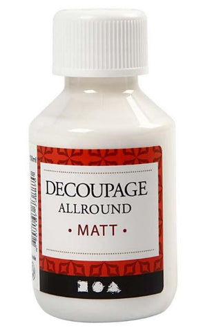 Decoupage Allround Matt Glue 100ml