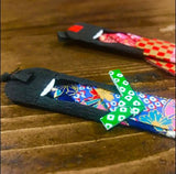 Geisha Washi Paper Bookmarks