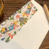 Florentine Writing Paper Wallet