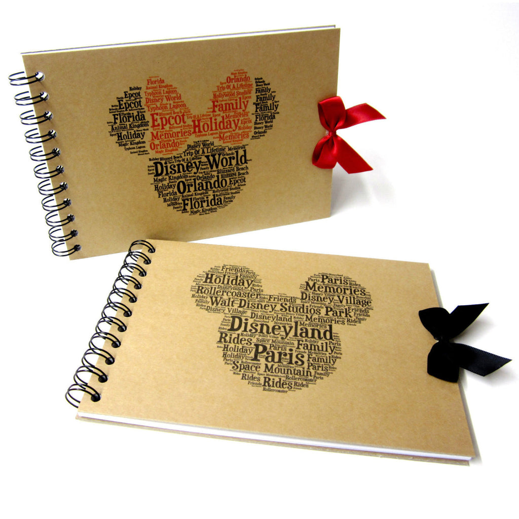 A5 Minnie book