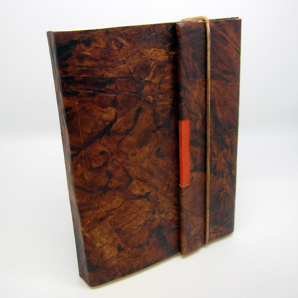 Handmade Lokta Paper Journal, Notebook, Scrapbook, Travel Journal, Unique Quality