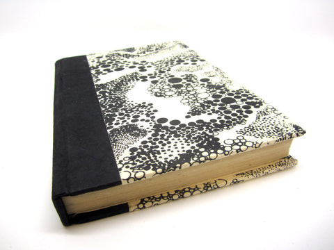 Handmade Ethnic Journal, Lokta Pages, High Quality Traditional Notebook, Large 6x9""