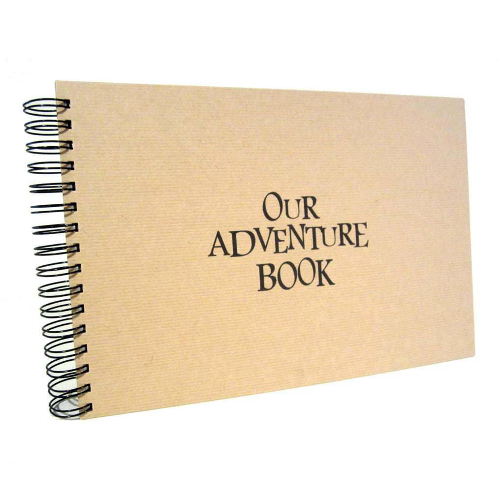 A3/A4/A5/Square, Our/My Adventure Scrapbook, Square/A3/A4/A5 Landscape, Card Pages, Photo Album, from UP