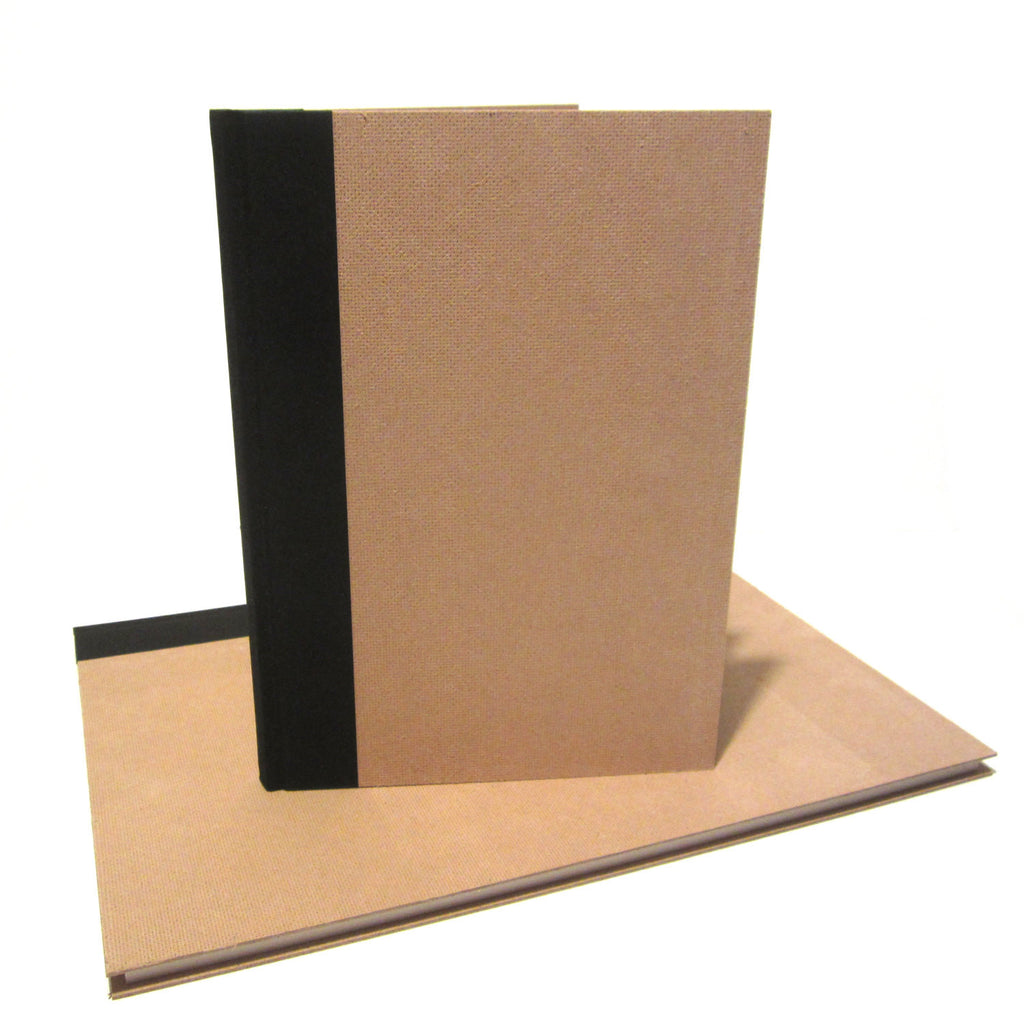 A3/A4 Portrait Scrapbook, Display Book, Sketchbook, Perfect Bound, Large Kraft