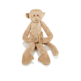 Hanging Monkey Beige eller Brun (Assorted)
