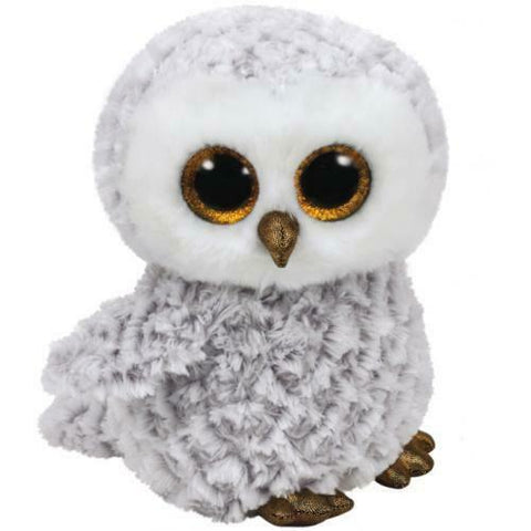 TY Beanie Boo's Collection OWLETTE Ugle 23cm (TY37086)