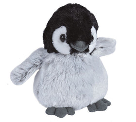 Wild Republic Lille Pingvin - Cuddelkins Mini Penguin Playful 20 cm