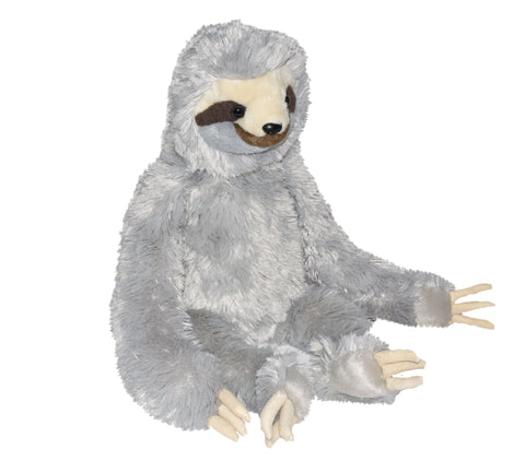 Wild Republic Stor Dovendyr Bamse - Traditional Sloth Large 56 cm