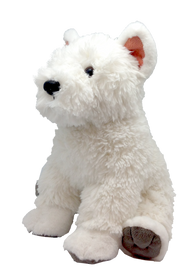 Animal Planet Hund West Highland White Terrier fra Wild Republic 30 cm