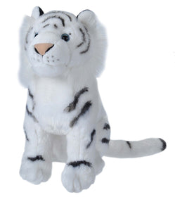 Wild Republic Stor Hvid Tiger - Traditional White Tiger Large 35 cm