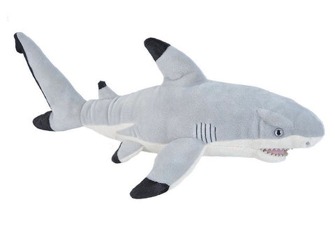 Wild Republic Sorttippet Haj Bamse - CK Black Tipped Shark 45 cm