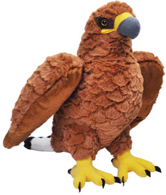 Wild Republic Kongeørn Bamse - Cuddlekins Golden Eagle 30 cm