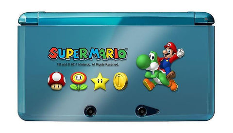 Hori Mario Protector and Skin Set til Nintendo 3DS