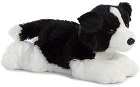 Aurora World Flopsies Border Collie Bamse 30 cm